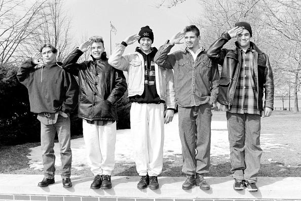 Dave Hogan「Take That in New York 1995」:写真・画像(1)[壁紙.com]