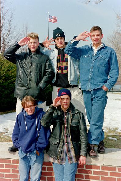 Dave Hogan「Take That in New York 1995」:写真・画像(0)[壁紙.com]