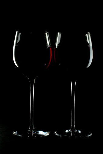 Nouvelle-Aquitaine「Glasses with Wine_05」:スマホ壁紙(1)