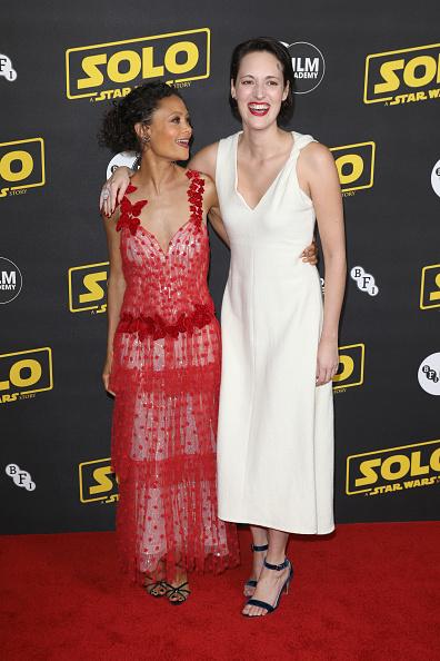 スター・ウォーズ・シリーズ「Special BFI screening of 'Solo: A Star Wars Story'」:写真・画像(2)[壁紙.com]
