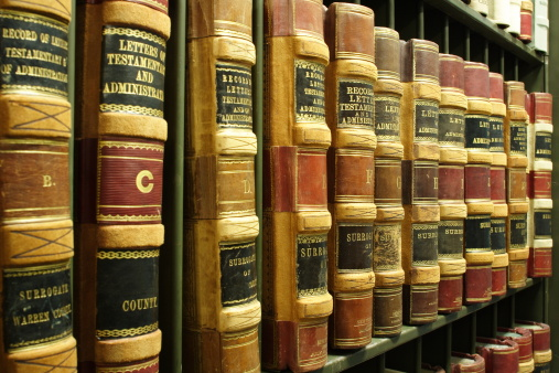 Legal System「Old Legal Books」:スマホ壁紙(4)