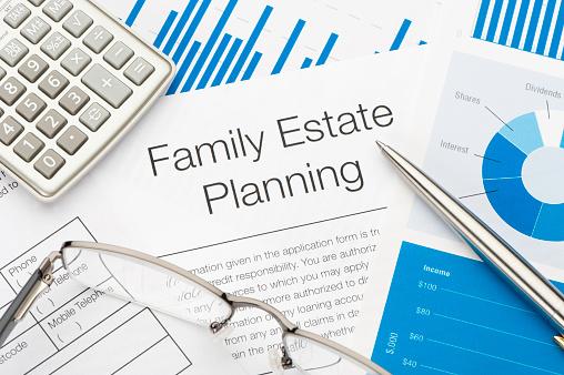 Trust「Family Estate planning document」:スマホ壁紙(14)