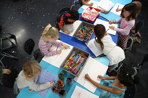 School Building「Education Minister Chris Hipkins Announces Funding For Primary Schools In Auckland」:写真・画像(6)[壁紙.com]