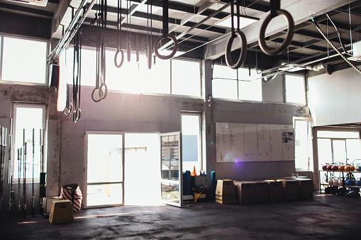 Toughness「Fitness gym」:スマホ壁紙(2)
