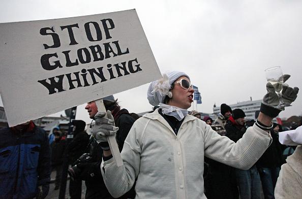Effort「UN Climate Change Summit Enters Final Week」:写真・画像(1)[壁紙.com]