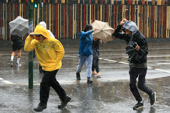 Sydney「Heavy Rain Lashes Sydney Following Months Of Drought」:写真・画像(18)[壁紙.com]