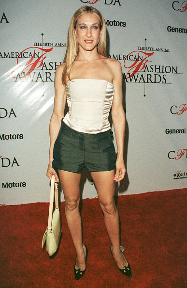 Strapless「Sarah Jessica Parker」:写真・画像(9)[壁紙.com]