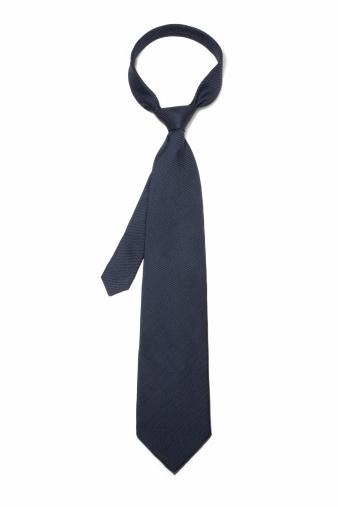 Necktie「Blue Tie」:スマホ壁紙(0)