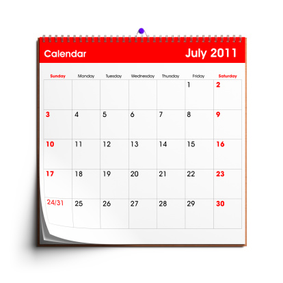 Annual Event「Wall Calendar: July 2011」:スマホ壁紙(11)