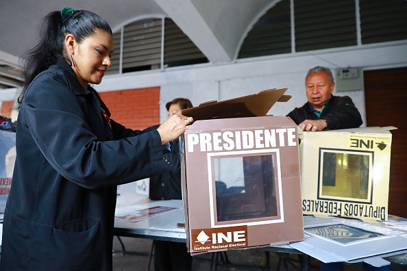 Mexico「Presidential Elections Held In Mexico」:写真・画像(19)[壁紙.com]