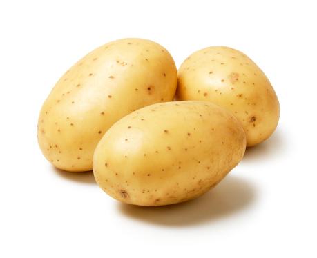 Clipping Path「three Potatoes」:スマホ壁紙(6)