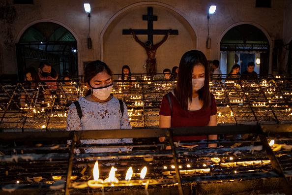 Church「Concern In The Philippines As Wuhan Coronavirus Spreads」:写真・画像(17)[壁紙.com]
