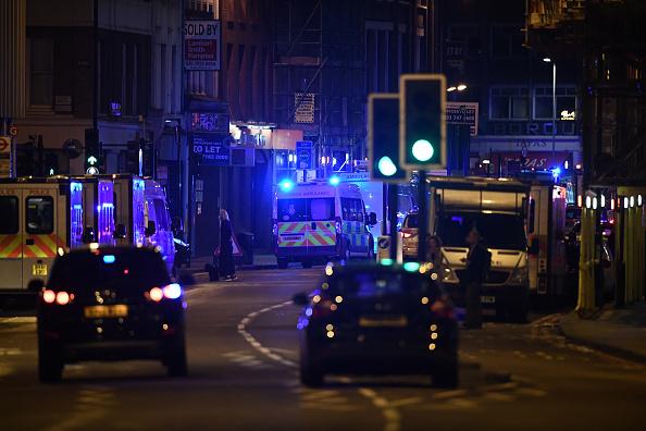 Carl Court「Police Attend Incident At London Bridge」:写真・画像(14)[壁紙.com]