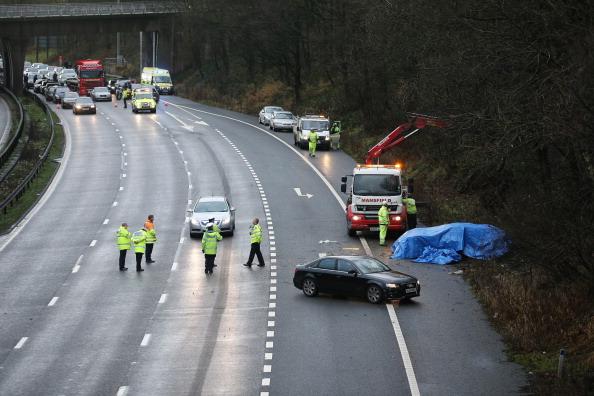 Traffic Accident「Multiple Fatalities In M6 Motorway Crash」:写真・画像(0)[壁紙.com]
