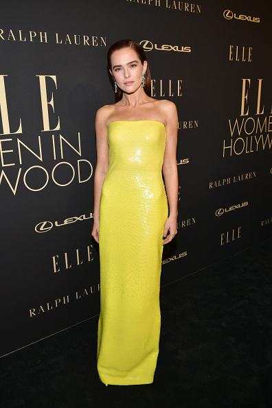 Yellow「ELLE's 26th Annual Women In Hollywood Celebration Presented By Ralph Lauren And Lexus - Arrivals」:写真・画像(7)[壁紙.com]
