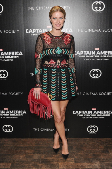 "Captain America: The Winter Soldier「The Cinema Society & Gucci Guilty Host A Screening Of Marvel's ""Captain America: The Winter Soldier"" - Arrivals」:写真・画像(14)[壁紙.com]"