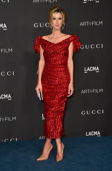 Sequin Dress「2019 LACMA Art + Film Gala Presented By Gucci - Arrivals」:写真・画像(7)[壁紙.com]