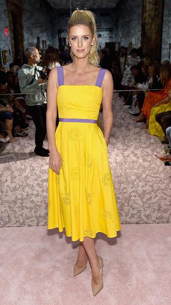 Yellow「Carolina Herrera - Front Row - September 2018 - New York Fashion Week: The Shows」:写真・画像(10)[壁紙.com]