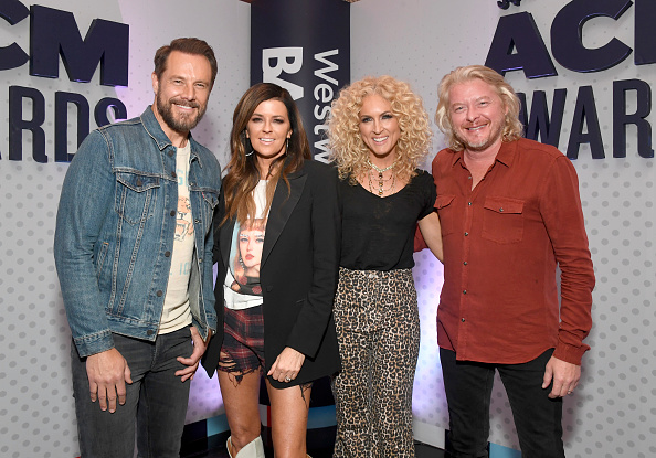 Cumulus Cloud「54th Academy Of Country Music Awards Cumulus/Westwood One Radio Remotes - Day 1」:写真・画像(4)[壁紙.com]