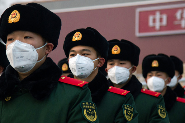 Coronavirus「30 Provinces Launch The First Level Response To Major Public Health Emergencies In China」:写真・画像(15)[壁紙.com]