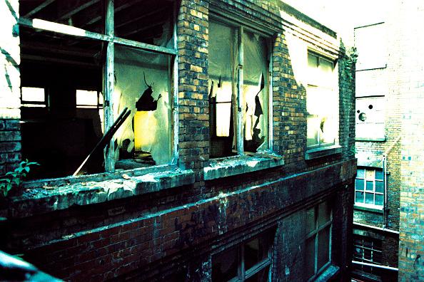 Blank「Run-down warehouse, Manchester, England」:写真・画像(5)[壁紙.com]