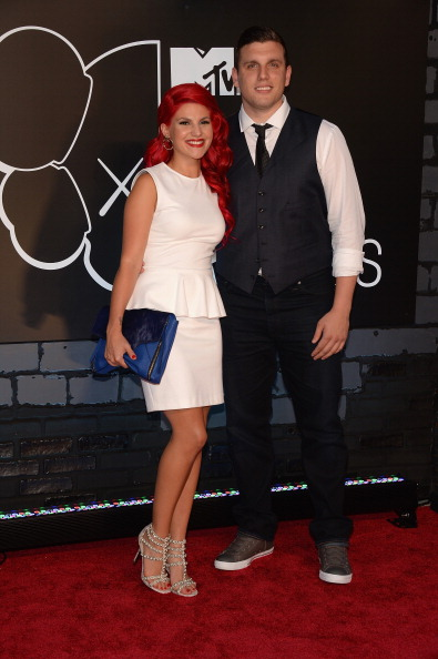 Borough - District Type「2013 MTV Video Music Awards - Arrivals」:写真・画像(9)[壁紙.com]