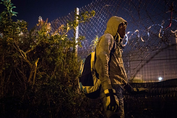 Calais「Calais Migrants Attempt To Find A Way To Reach The UK」:写真・画像(13)[壁紙.com]