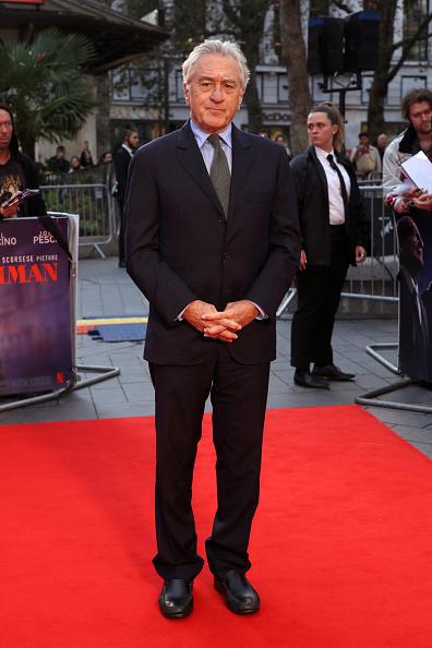 """ロンドン国際映画祭「""""The Irishman"""" International Premiere and Closing Gala - 63rd BFI London Film Festival」:写真・画像(9)[壁紙.com]"""