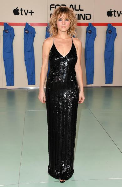 "Sequin Dress「World Premiere Of Apple TV+'s ""For All Mankind"" - Arrivals」:写真・画像(19)[壁紙.com]"