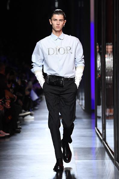 Denmark「Dior Homme : Runway - Paris Fashion Week - Menswear F/W 2020-2021」:写真・画像(5)[壁紙.com]
