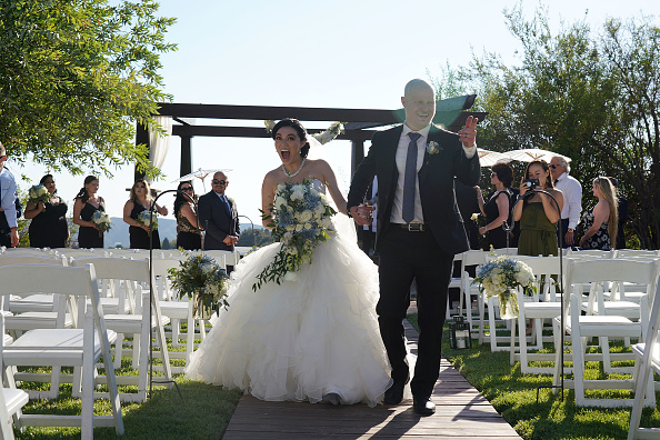 Guest「Stefany Ornelas And Alex Washer's Vows At Serendipity」:写真・画像(7)[壁紙.com]