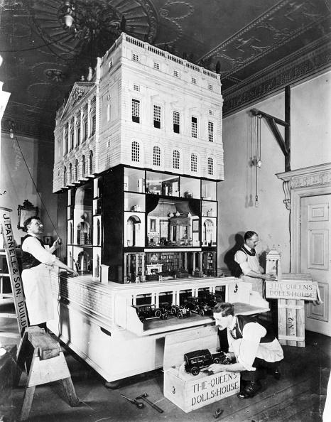 Model House「Queen's Doll House」:写真・画像(0)[壁紙.com]