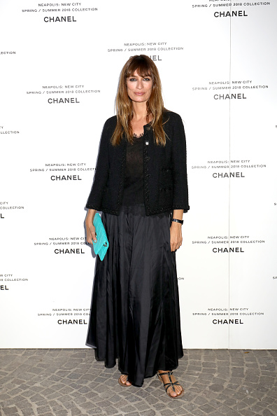 Clutch Bag「Launch of Chanel Lucia Pica's Spring-Summer 2018 Make up Collection in Naples」:写真・画像(14)[壁紙.com]