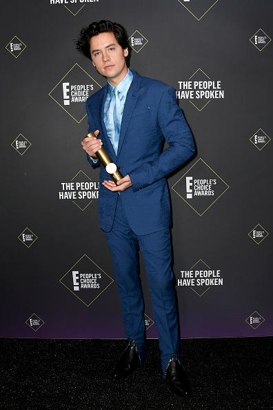 45th People's Choice Awards「2019 E! People's Choice Awards - Press Room」:写真・画像(10)[壁紙.com]