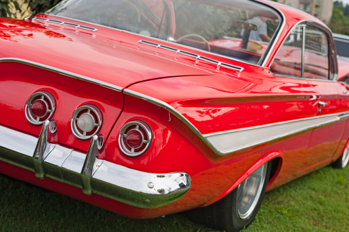 Hot Rod Car「Classic Car Series」:スマホ壁紙(1)