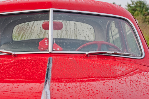 Hot Rod Car「Classic Car Series (XXL)」:スマホ壁紙(3)