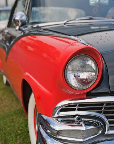 Hot Rod Car「Classic Car Series」:スマホ壁紙(0)