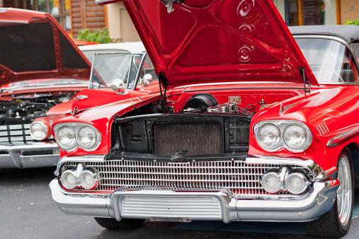 Hot Rod Car「Classic Car Series」:スマホ壁紙(18)