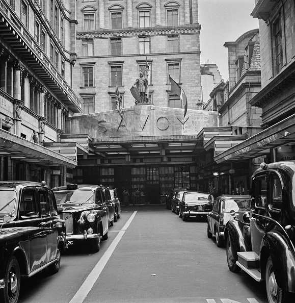 Entrance「Savoy Hotel」:写真・画像(8)[壁紙.com]