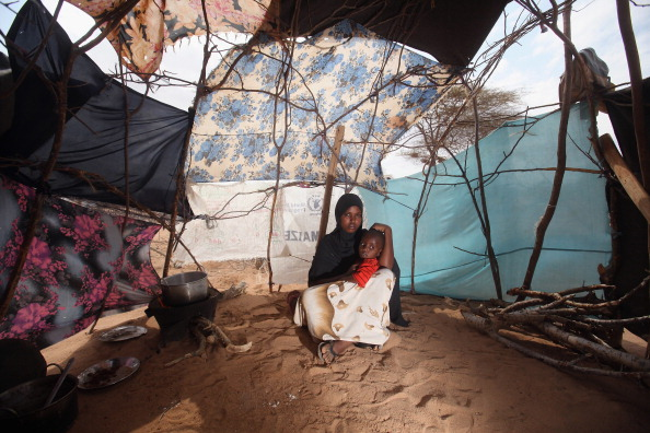 Crisis「Refugees Flock To Dadaab As Famine Grips Somalia」:写真・画像(11)[壁紙.com]