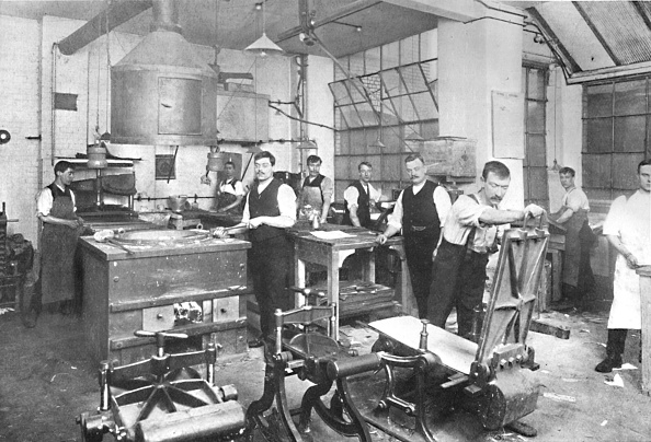 1900-1909「Dalziel Foundry Limited - Earl Street Premises Moulding And Casting Plant」:写真・画像(5)[壁紙.com]