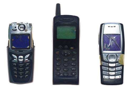 Mobile Phone「broken mobile phones」:スマホ壁紙(11)