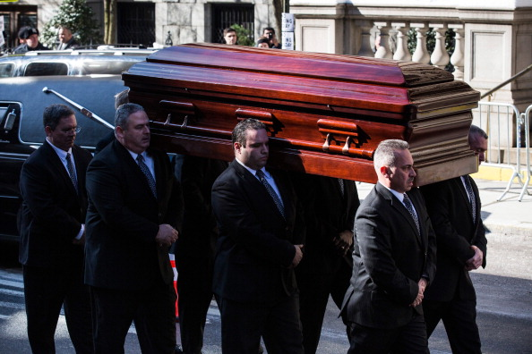 Drug Overdose「Philip Seymour Hoffman's Funeral Service」:写真・画像(12)[壁紙.com]
