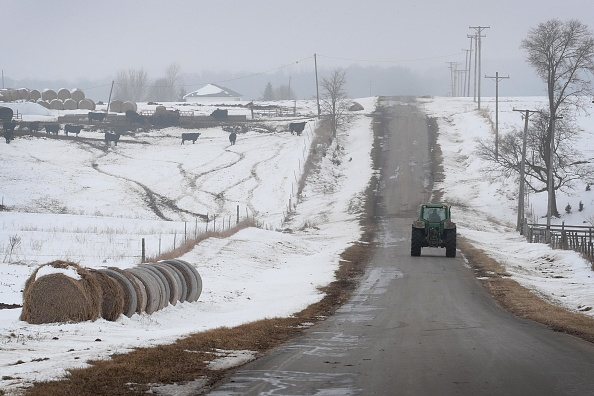 Rural Scene「Government Shutdown Impacts American Farmers Awaiting Federal Funds」:写真・画像(2)[壁紙.com]