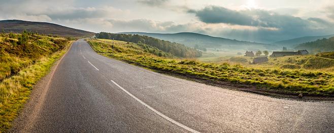 Scotland「UK, Scotland, Highland, A939, Highland Tourist Route」:スマホ壁紙(18)