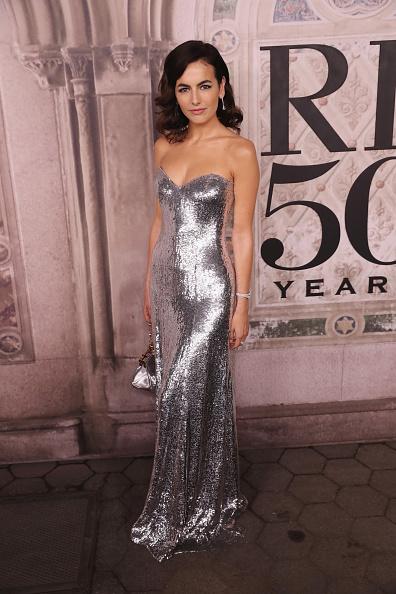 Camilla Belle「Ralph Lauren - Arrivals - September 2018 - New York Fashion Week」:写真・画像(5)[壁紙.com]