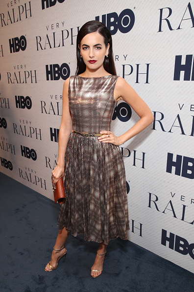 "Camilla Belle「Premiere Of HBO Documentary Film ""Very Ralph"" - Red Carpet」:写真・画像(3)[壁紙.com]"