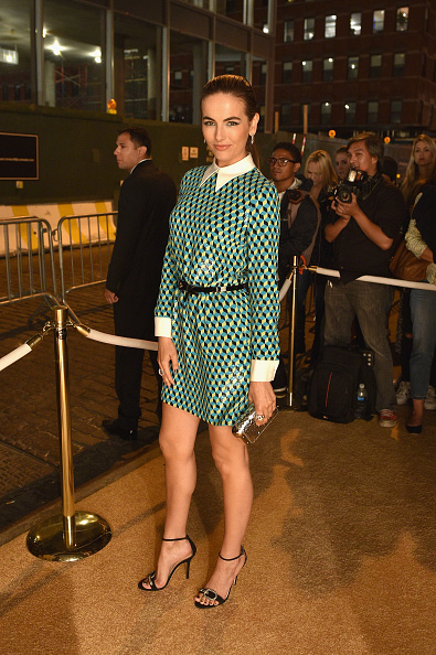 Camilla Belle「Michael Kors Hosts The New Gold Collection Fragrance Launch Featuring Duran Duran」:写真・画像(9)[壁紙.com]