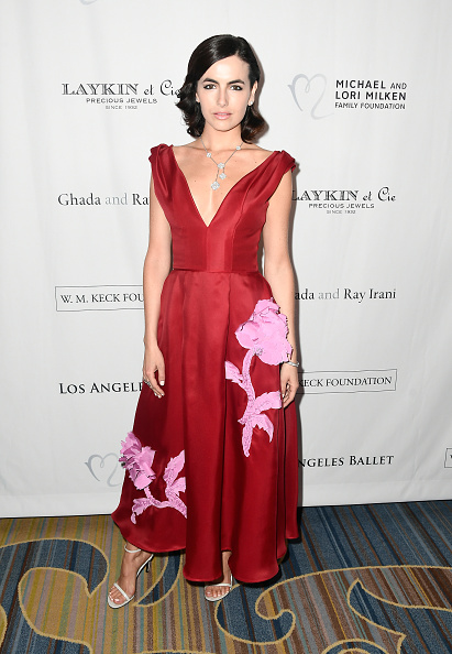 Camilla Belle「12th Annual Los Angeles Ballet Gala - Arrivals」:写真・画像(1)[壁紙.com]