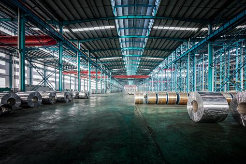 Toughness「Packed coils of steel sheet」:スマホ壁紙(3)